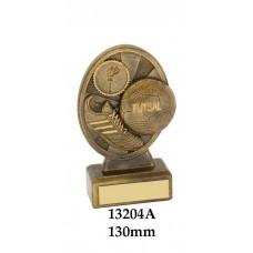 Soccer Trophies Futsal 13204A - 130mm & 155mm