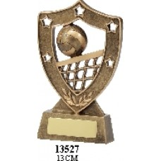 Volleyball Trophies 13527 - 130mm Also 160mm & 210mm