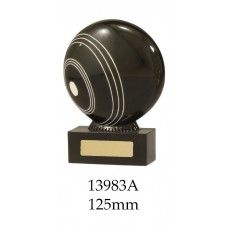 Lawn Bowls Trophies 13983A - 125mm Also 155mm