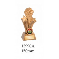 Martial Arts Trophies 13990A - 150mm Also 180mm & 210mm