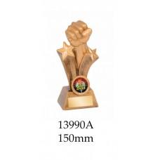AFL Aussie Rules Golden Fist  13990A - 150mm Also 180mm & 210mm