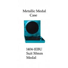 Medals Case Metallic Blue - 1404/1EBU - 92mm x 92mm suit 50mm Medal