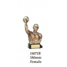 Water Polo Trophies 14071B - 180mm