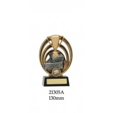 Knowledge Graduation Trophies 21305A - 130mm