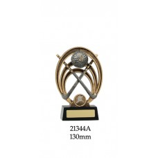 Hockey Trophies 21344A - 130mm Also 155mm & 180mm