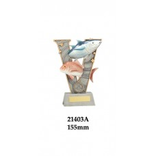 Fishing Trophies 21403A  - 155mm