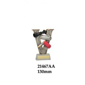 Shooting Trophies 21467AA - 130mm