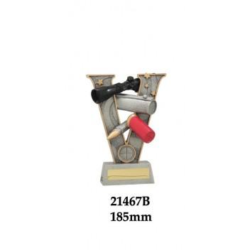 Shooting Trophies 21467B - 185mm