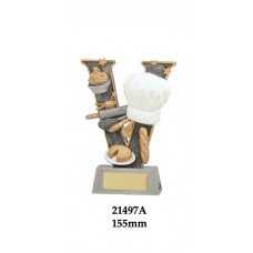 Novelty Tophies Chef 21497A - 155mm