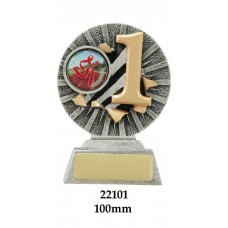 Swimming Trophies 22101 - 100mm