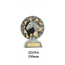 Equestrian Trophies 22135A - 130mm Also 160mm & 175mm
