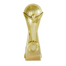 Basketball Trophies 231-7GA - 160mm Also 190mm & 220mm