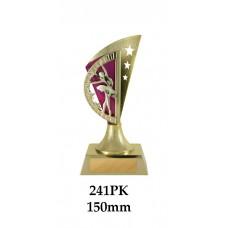 Dance Trophies 241PK - 150mm