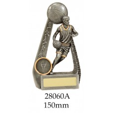 Basketball Trophies Male 28060A 150mm Also 175mm