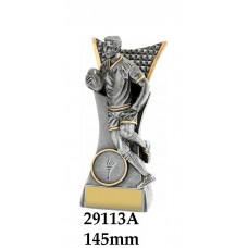 Rugby Trophies 29113A- 145mm Also 165mm 185mm 240mm 290mm & 375mm
