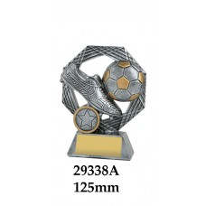 Soccer Trophies 29338A - 125mm Also 150mm & 175mm