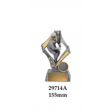 Cricket Trophies 29714A - 155mm Also 195mm 235mm & 290mm
