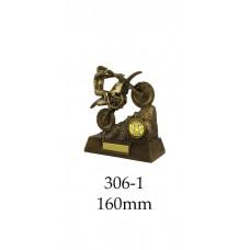 Motorsort Trophies 306-1 - 160mm Also 180mm & 200mm