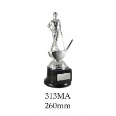 Golf Trophies 313MA - 260mm
