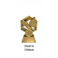 Athletics Trophies 31647A - 110mm Also 130mm & 150mm