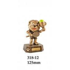 Tennis Trophies 318-12 - 125mm