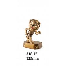Athletics Trophies 318-17 - 125mm