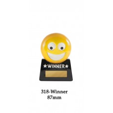 Swimming Trophies 318-WINNER - 87mm