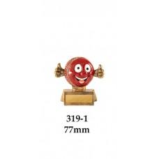 Cricket Trophies 319-1 - 77mm