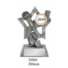 Music Trophies 33565 - 150mm