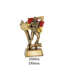 Surf Life Saving Trophies Male 35190A  - 130mm Also 150mm