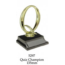 Novelty Trophies Quiz Master 5297 - 135mm