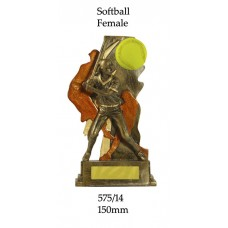 Baseball Softball Trophies 575-14 - 150mm