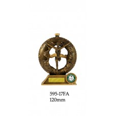 Athletics Trophies 595-17FA - 120mm Also 135mm & 150mm