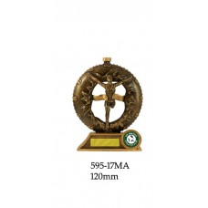 Athletics Trophies Male 595-17MA - 120mm Also 135mm & 150mm