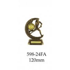Hockey Trophies Female 598-24FA - 120mm Also150mm & 200mm
