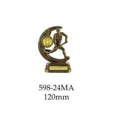 Hockey Trophies 598-24MA - 150mm Also 150mm & 200mm