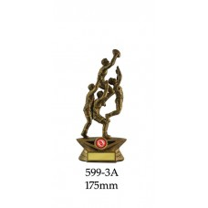 AFL Aussie Rules 599-3A - 175mm Also 200mm & 250mm