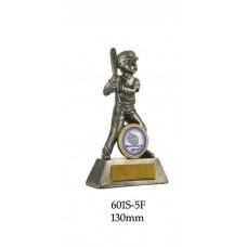 Baseball Softball Trophies 601S-5F - 130mm
