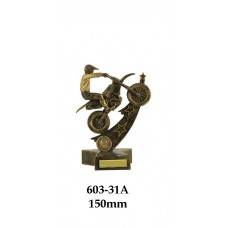 Motorsport Trophies 603-31A - 150mm Also 175mm & 210mm