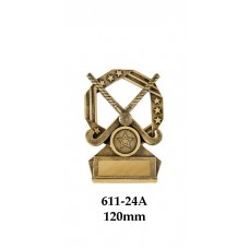 Hockey Trophies 611-24A - 120mm Also 140mm & 155mm