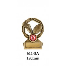 AFL Aussie Rules 611-3A - 120mm Also 140mm & 155mm