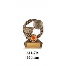 Basketball Trophies 611-7A - 120mm Also 135mm & 155mm