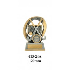 Hockey Trophies 613-24A - 120mm Also 140mm & 155mm