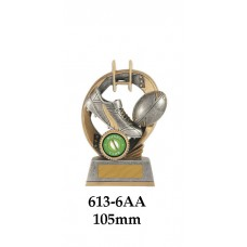 Rugby Trophies 613-6AA - 105mm Also 120mm 140mm 155mm & 185mm