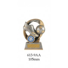 Soccer Trophies 613-9AA - 105mm Also 120mm 140mm 155mm & 185mm