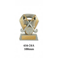 Hockey Trophies 616-24A - 100mm Also 120mm & 140mm