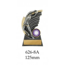 Netball Trophies 626-8A - 125mm Also 150mm 175mm 200mm & 250mm