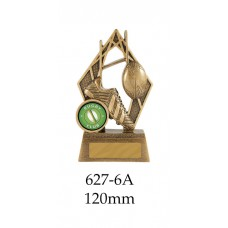 Rugby Trophies 627-6A - 120mm Also 140mm & 160mm