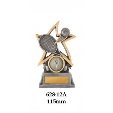 Tennis Trophies 628-12A - 120mm Also 140mm & 155mm