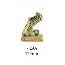 Rugby Trophies 629A - 85mm H x 190mm W